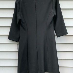 Trina Turk A- Line Little Black Dress